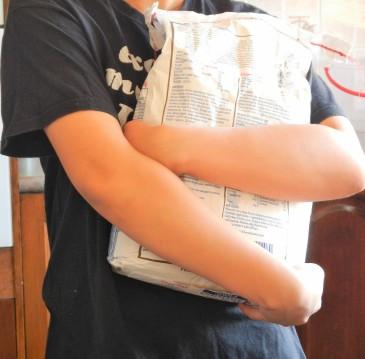 Baker's flour for a baking fanatic