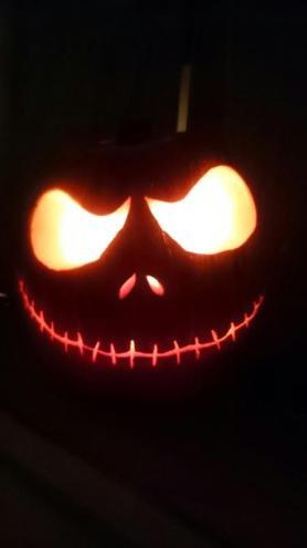 Jack the Pumpkin King, courtesy of Beanz